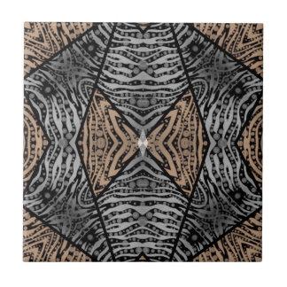 Tierdruck abstrakt kacheln