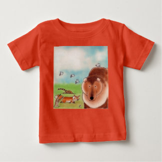 Tiere von Mata. Baby T-shirt