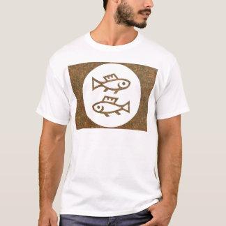 TIERKREIS Astrologie-Symbol-Grafiken T-Shirt
