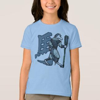 Tierkreis-Krieger: Jahr des Pferds, der Kinder und T-Shirt