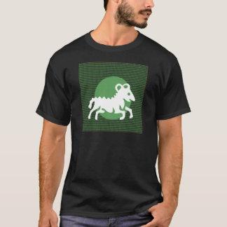 TIERKREIS-WIDDER Jyotish Astrologie T-Shirt