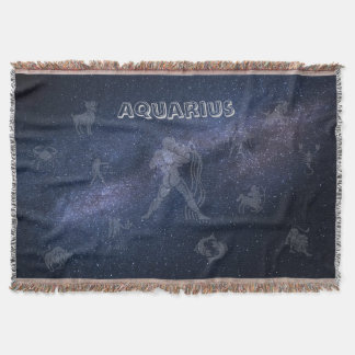 Tierkreiszeichen Wassermann Decke