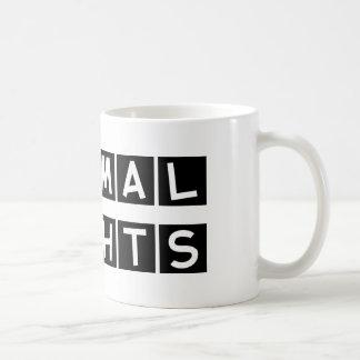 TIERrechte Kaffeetasse