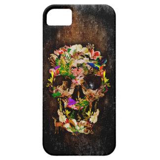 Tierreich-Zuckerschädel-Telefon-Kasten Etui Fürs iPhone 5