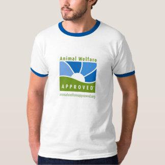 Tierschutz genehmigt T-Shirt