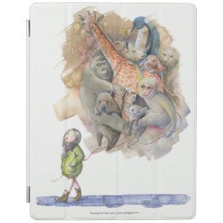 TierZoo für iPad Abdeckung iPad Hülle