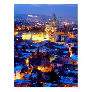 Tiflis Postkarte