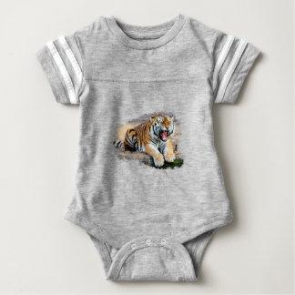 Tiger Baby Strampler