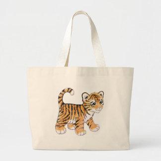 Tiger CUB Jumbo Stoffbeutel