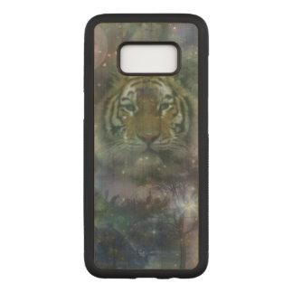 Tiger - eine Schönheit der Natur Carved Samsung Galaxy S8 Hülle