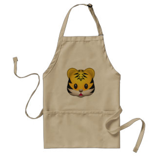 Tiger - Emoji Schürze