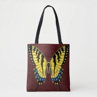 Tiger-Frack-Schmetterling Tasche