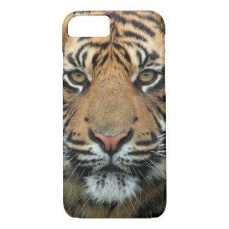 Tiger-Gesicht iPhone 8/7 Hülle