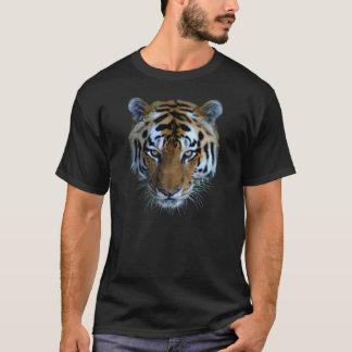 Tiger-Kopf-Abkühlen T-Shirt