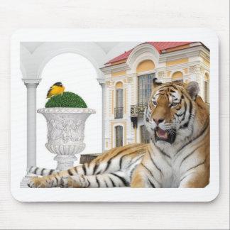 Tiger-Liebe Mauspad