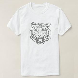 Tiger-Mosaik-Shirt T-Shirt