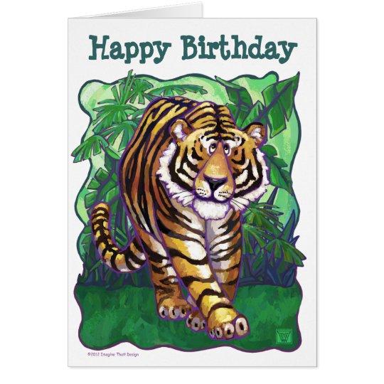 Tiger-Party-Mitte Karte
