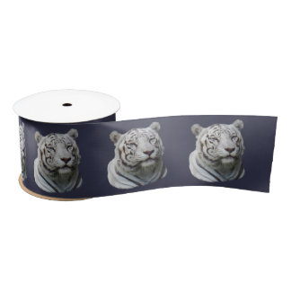 Tiger Satinband