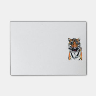 Tiger Stifttinte Post-it Klebezettel