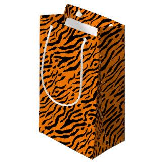 Tiger Striped Tasche - gehen Sie mit Kleine Geschenktüte