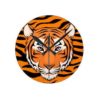 Tiger Striped Uhr - sein Auge der Tigerzeit!