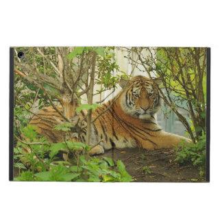 Tiger-wild lebende Tiere Powis iPad Air ケース