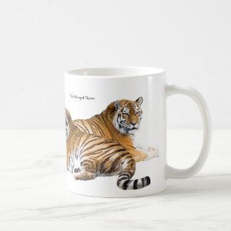 Tigerbild für Klassisch-Weiß-Tasse Tasse