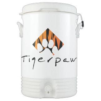 Tigerpaw fünf Gallone cooler Getränkekühler