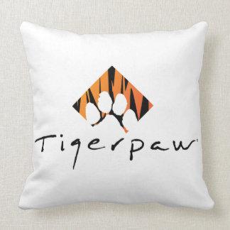 Tigerpaw Kissen-Quadrat Kissen