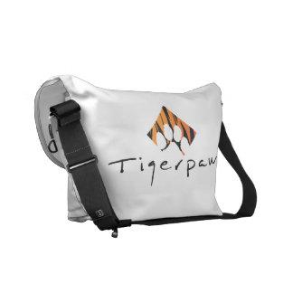 Tigerpaw mittlere Bote-Tasche Kurier Taschen