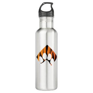 Tigerpaw Wasser-Flasche (24 Unze), Edelstahl Trinkflasche