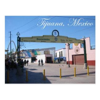 Tijuana Mexiko Postkarte