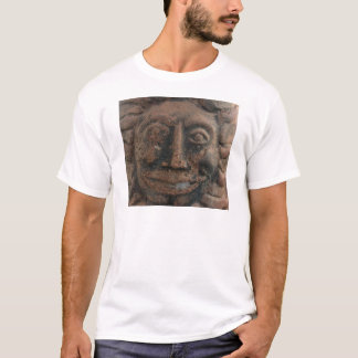 Tiki Mann 2 durch Chrystal Selbstmord T-Shirt