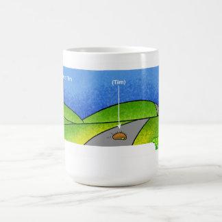 Tim der Igel Kaffeetasse