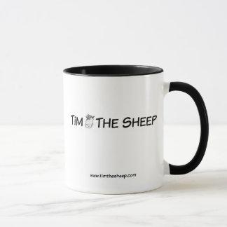 Tim die Schafe: Willkommen Tasse