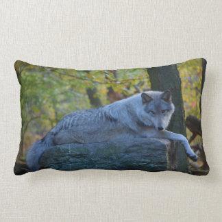 Timberline-Wolf-Kissen Lendenkissen