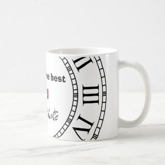 Time i the best Mug killer Kaffeetasse