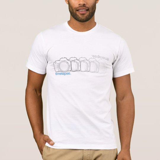 Timelapse Photography Shirt Design