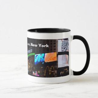Times Square, New York Tasse