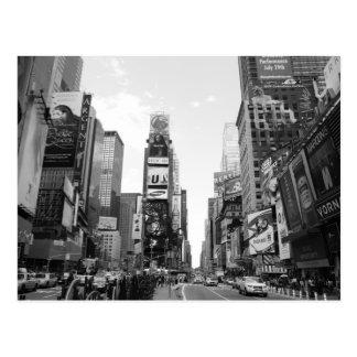 Times Square Postkarte