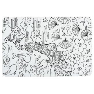 Tinte: JAPAN-Bodenmatte Bodenmatte