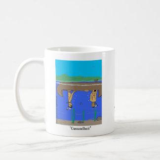 """""""Tippy Kanu """" Kaffeetasse"""