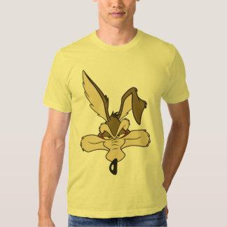 Tir principal d'E. Coyote Pleased de Wile T Shirts