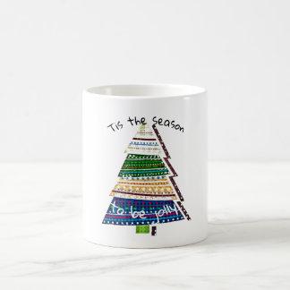Tis die Jahreszeit-Tasse Kaffeetasse