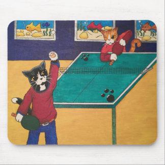 Tischtennis Mousepads