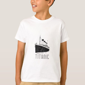titanisch tshirt