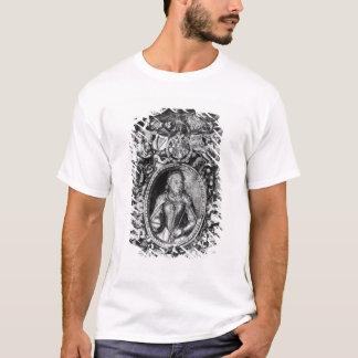 Titlepage der Bibel des Bischofs, Kneipe. im Jahre T-Shirt