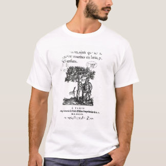 Titlepage des ersten Französisch-Lateinischen T-Shirt