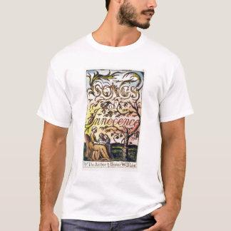 Titlepage 'von den Liedern von Unschuld und von T-Shirt