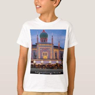 Tivoli-Gärten in Kopenhagen, Dänemark T-Shirt